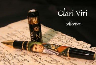 penna di lusso Tibaldi aerografata da Lorena Straffi